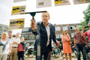 Opening BuurtWerkKamer Utrecht - Tweed Daalsebuurt, Ondiep en Pijlsweerd