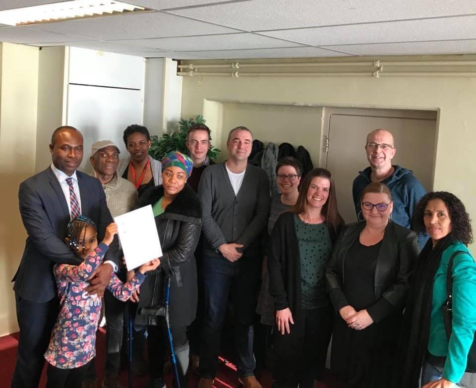 Ondertekening samenwerkingsovereenkomst voor vier BuurtWerkKamers A'dam