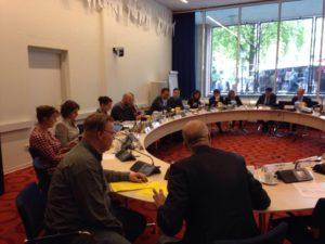 Buurtbewoners BuurtWerkKamers spreken in bij commissies Stopera