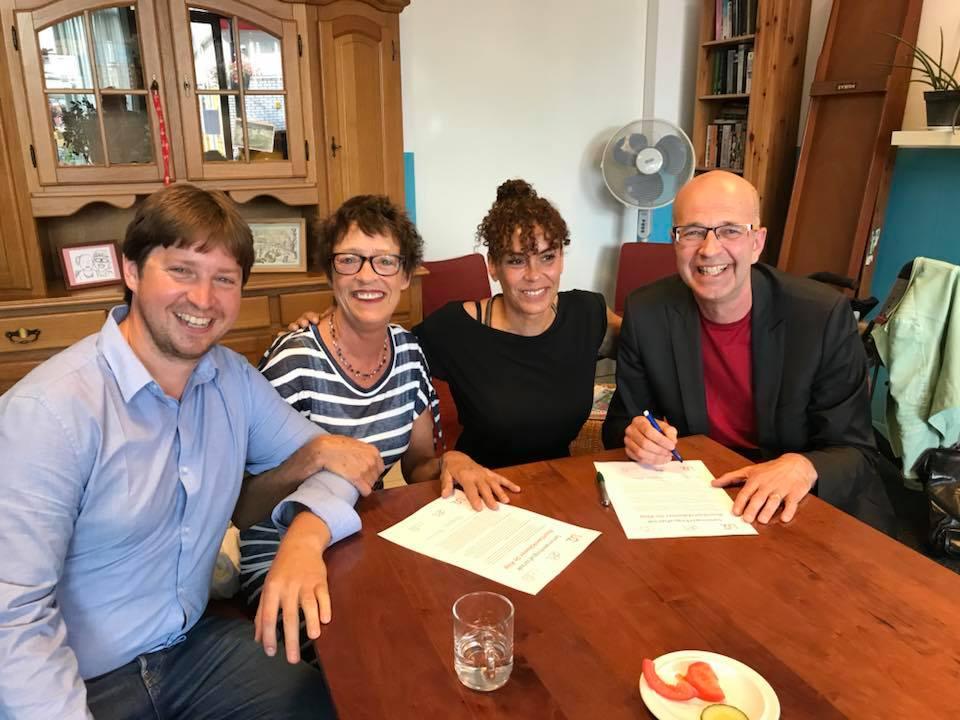 Buurtkamer De Klop in Overvecht/Utrecht wordt de vierde Utrechtse BuurtWERKKamer