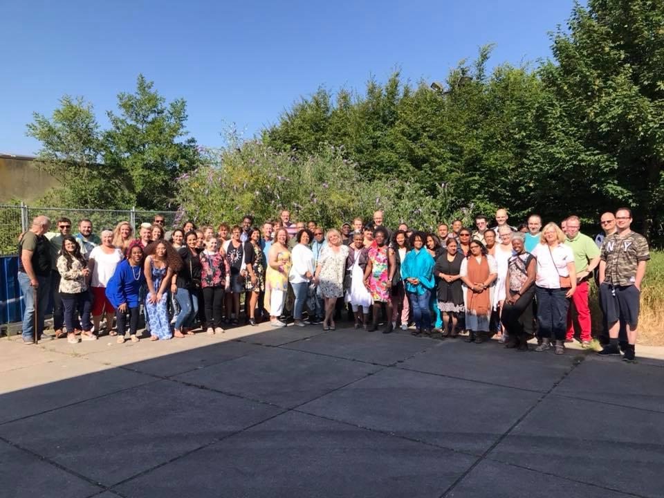 De medewerkers en vrijwilligers bepalen het succes van de BuurtWerkKamers